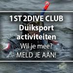 duiken, padi, 1st2dive, rotterdam, holland